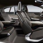 Audi Prologue allroad concept seating