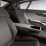 Audi Prologue allroad concept seats