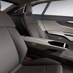 Audi Prologue allroad concept seats