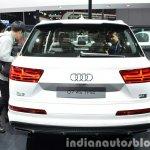 Audi Q7 e-tron 2.0 TFSI quattro rear at Auto Shanghai 2015