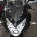 Bajaj Pulsar 200AS projector headlight at dealership