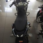 Bajaj Pulsar 200AS seat at dealership