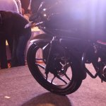 Bajaj Pulsar AS 150 Launched In Pune Front Wheel