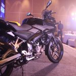 Bajaj Pulsar AS 150 Launched In Pune Rear Right Three Quarters 01