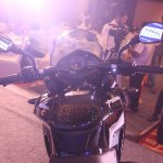 Bajaj Pulsar AS 150 Launched In Pune Tank and Instrument Cluster