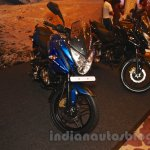 Bajaj Pulsar AS 150 frontal shot