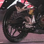 Bajaj Pulsar AS 150 rear wheel
