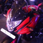 Bajaj Pulsar AS 200 Launched In Pune Headlight