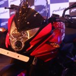 Bajaj Pulsar AS 200 Launched In Pune Left Front Close