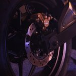 Bajaj Pulsar AS 200 Launched In Pune Rear Disc Brake