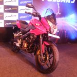 Bajaj Pulsar AS 200 Launched In Pune Right Front Three Quarters