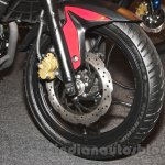 Bajaj Pulsar AS 200 disc front
