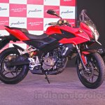 Bajaj Pulsar AS 200 front quarters