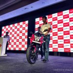 Bajaj Pulsar AS 200 launched live