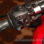Bajaj Pulsar AS 200 switches