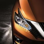 Chinese specification Nissan Murano headlamp