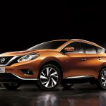 Chinese specification Nissan Murano