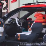 Citroen Aircross Concept interior at Auto Shanghai 2015
