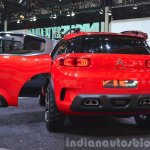 Citroen Aircross Concept rear at Auto Shanghai 2015