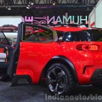 Citroen Aircross Concept rear three quarter at Auto Shanghai 2015
