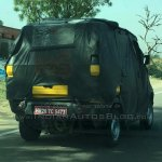 Eicher-Polaris Flexituff rear quarters spied