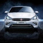 Fiat Ottimo front press image