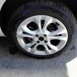Fiat Punto Evo 1.4 T-Jet wheel spied