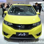 Honda Jazz front at Auto Shanghai 2015