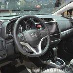 Honda Jazz interior at Auto Shanghai 2015