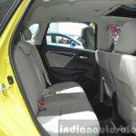 Honda Jazz rear seat at Auto Shanghai 2015