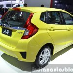 Honda Jazz rear three quarter at Auto Shanghai 2015
