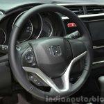 Honda Jazz steering wheel at Auto Shanghai 2015