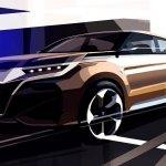 Honda compact SUV concept Auto Shanghai 2015