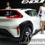 Hyundai Enduro Concept at the Seoul Motor Show 2015