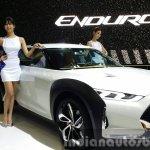 Hyundai Enduro Concept front quarters at the Seoul Motor Show 2015
