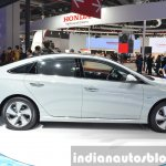 Hyundai Sonata Plug-in Hybrid side at Auto Shanghai 2015