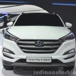Hyundai Tucson Plug-in Hybrid at Auto Shanghai 2015
