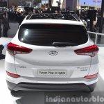Hyundai Tucson Plug-in Hybrid rear at Auto Shanghai 2015