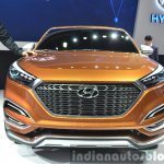 Hyundai Tucson at Auto Shanghai 2015