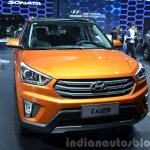 Hyundai ix25 front view at Auto Shanghai 2015