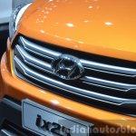 Hyundai ix25 grille at Auto Shanghai 2015