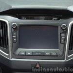 Hyundai ix25 infotainment at Auto Shanghai 2015