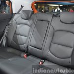 Hyundai ix25 rear seating at Auto Shanghai 2015