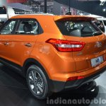 Hyundai ix25 rear three quarter left at Auto Shanghai 2015