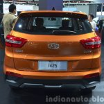 Hyundai ix25 rear view at Auto Shanghai 2015