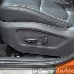 Hyundai ix25 seat adjustment at Auto Shanghai 2015
