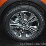 Hyundai ix25 wheel disc brake at Auto Shanghai 2015