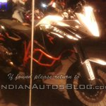 KTM 1190 Adventure R spied in India