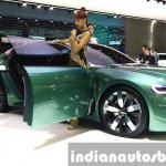 Kia Novo Concept at the Seoul Motor Show 2015