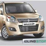 Maruti Wagon R Idling Stop